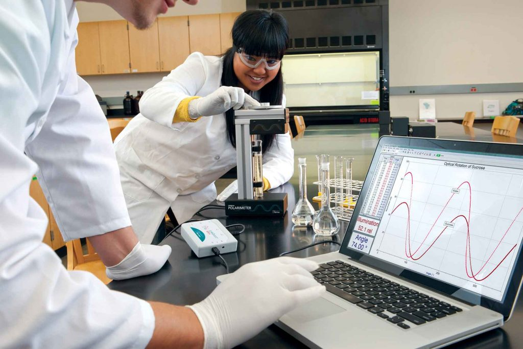 Laboratorios de Ciencias Vernier