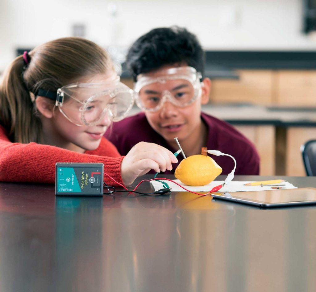 Laboratorios de Ciencias en Basica
