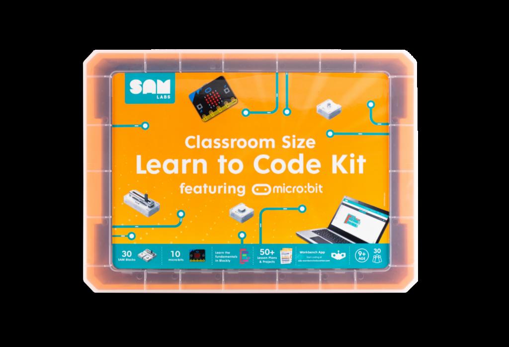 Aprende a programar con SAM Labs