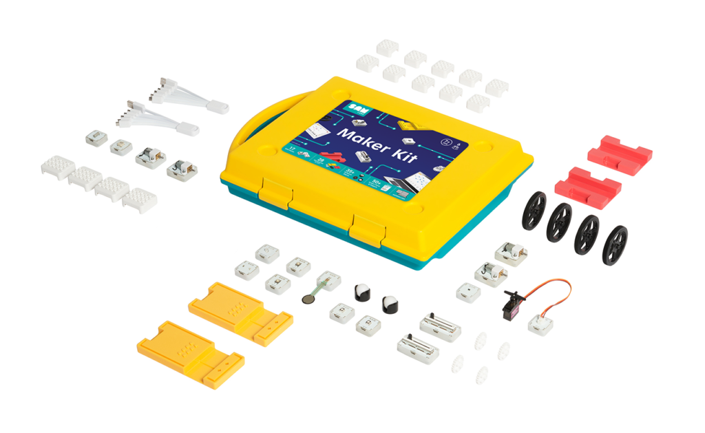 Sam Labs - Kit de Maker para clases STEM